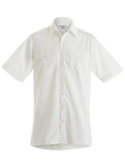 K133 Kustom Kit Pilot Shirt Short Sleeved